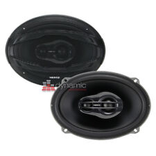 "Hertz MPX 690.3 Car Stereo 6"" X 9"" 3-Way Mille PRO Series Coaxial Speakers New"