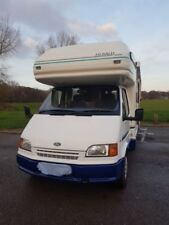 Ford Manual with Awning Campervans & Motorhomes