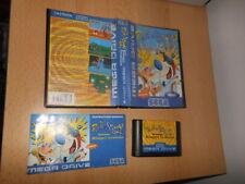 Jeux vidéo manuels inclus pour Sega Mega Drive SEGA