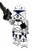 Captain Rex Star Wars Clone Wars Minifigure Fits Lego US SELLER New