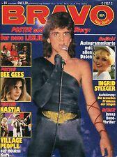 BRAVO 1979 Nr. 18: James Bond/Wallenstein/Smokie/Amanda Lear/Lotus 80
