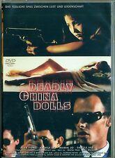 Deadly China Dolls - Tödliches Spiel zw. Lust & Leidenschaft DVD, NEU,  FSK 16,