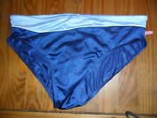 Aussiebum XS wipeout nylon mens swim brief extra large enhancing authentic
