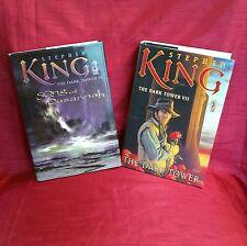 *1st Ed./1st Print* The Dark Tower & Song of Susannah, Stephen King, LIKE NEW!