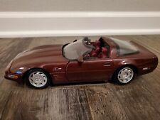 1992 Cheverlot Corvette ZR1 Diecast Car 1/18