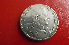*Medaille,Kupfer Versilbert-Preussen*Wilhelm II. /Friedrich III. 1888