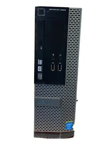 DELL OPTIPLEX 3020 Intel i5-4570 @ 3.20GHz 8GB RAM 500GB HDD LINUX MINT