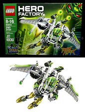 New - JET ROCKA Lego 44014 - HERO FACTORY - Building Set - BRAIN ATTACK - Sealed