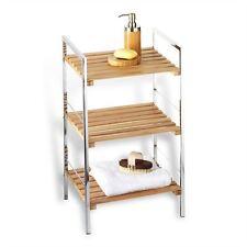 Markenlose Badezimmer-Ablagen, - Schalen & -Körbe aus Bambus