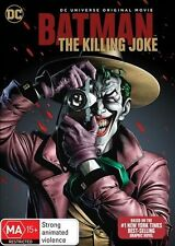 Batman: The Killing Joke NEW R4 DVD