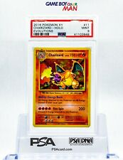 Pokemon PSA 9 Charizard 11/108 XY Evolutions Holo Mint 2016