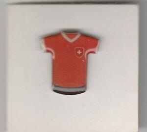 Pin metaal / metal - Voetbal / Footbal Shirt - Zwitserland
