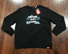 Brand New The North Face Defend Our Land Sweater Mens Size XL Black