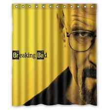 New Special Offer Custom Breaking Bad Waterproof Bath Shower Curtain 60x72 inch