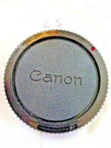 Genuine  Canon FD Body Cap  Made in Japan