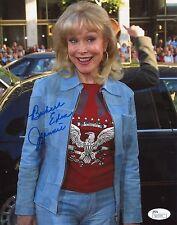 "Barbara Eden Signed Autograph 8x10 Photograph ""I Dream A Jeanie"" JSA Rare"