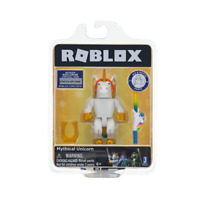 ROBLOX MYTHICAL UNICORN Jazwares Figure With Exclusive Virtual Code