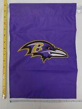 """NFL Mini Flag 15"""" x 10.5"""" Garden or Window Hanger"""