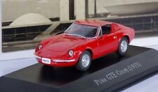 Puma GTE Coupe 1973 Brazil Rare Diecast Car Scale 1:43 New With Stand