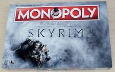 Monopoly Skyrim Edition Board Game (Hol)