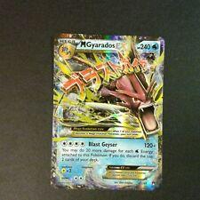 M Gyarados EX 27/122 BREAKPoint Pokemon Card Holo Rare 033018 - NM