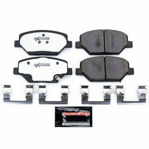 PowerStop for 16-19 Buick Envision Front Z26 Extreme Street Brake Pads