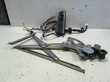 Toyota Corolla Power Window Regulator/Motor & Switch ZZE122 2001 2002 2003 2004