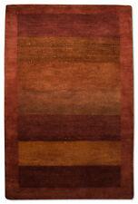 carpet rug Gabbeh handknotted Carpet g1139 193 x 127 cm 100% Virgin Wool