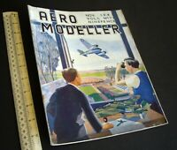1941 Home Front WW2 AeroModeller Magazine V6#72. Plans Projects Adverts Articles