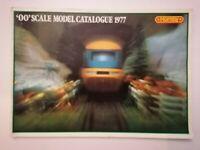 Hornby Railways - 'OO' Scale Model Catalogue - 1977 -  Price List