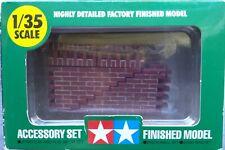 Tamiya 1/35 Brick Wall Set #26014