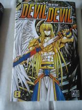 Devil Devil, tome 8 Yuki  Myoshi PIKA MANGA SHONEN ANGE DEMON JUMEAUX EXORCISTE