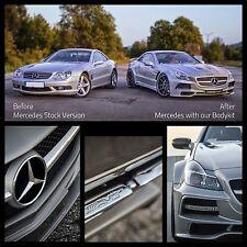 03 -12 Mercedes SL complete facelift conversion sl500, sl600, sl55, sl550, r230