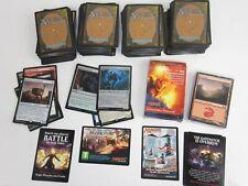 Bulk lot 400 + Magic the Gathering cards MTG some foils Deckmaster