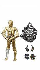 6 Inch C-3PO - Cloud City - Empire Strikes Back Star Wars Black Series TBS LOOSE