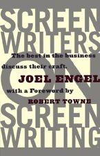 Screenwriters on Screen-Writing: The Best in the B