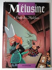 Mélusine Mélusine à l'école des Maléfices Tome 11 EO 2003 Dupuis