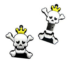 16GB Genuine Storage Novelty Skull King USB 2.0 Memory Stick Flash Drive