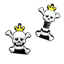 16gb originale novità di archiviazione USB 2.0 Skull King Memory Stick Flash Drive