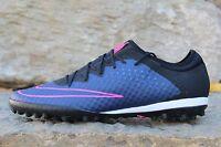 11 Mens Nike Mercurial X TF Futsal Soccer Cleats Shoes Black 725243-440 sz 6-11