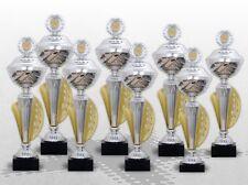 8er Pokalserie Pokale ATHEN mit Gravur PREMIUM DELUXE POKALE TOP DESGIN & PREIS
