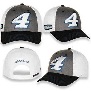 Kevin Harvick 2021 Checkered Flag Sports #4 Number Athletic Hat FREE SHIP