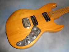 1981 Vintage G&L F-100 Electric Guitar  Natural