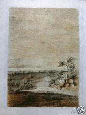 SKIRA PIERRE -  LITHOGRAPHIE ORIGINALE  SIGNEE  TRES BELLE SUR PAPIER JAPON
