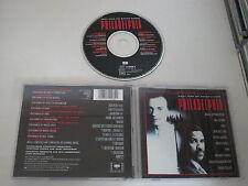 PHILADELPHIA/SOUNDTRACK/VARIOUS/HOWARD SHORE(EPIC 474998 2) CD ALBUM