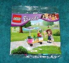 LEGO FRIENDS: Olivia's Smoothie Stand Polybag Set 30202 BNSIP