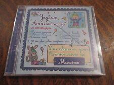 cd album bon anniversaire MAXIME joyeux anniversaire