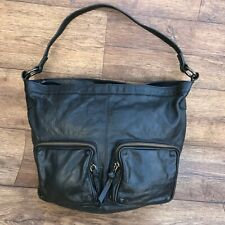 Marks /& Spencer T013040A M/&S Leather 3 Part Compartment Tote Bag RRP £69