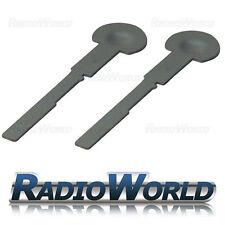 Peugeot 306 De Cd Radio retiro llaves de liberación estéreo herramientas de extracción de Pins Par