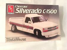 AMT Chevrolet Silverado C-1500 NEW, MINT'' SEALED'' RARE FINE,THIS IS VINTAGE,